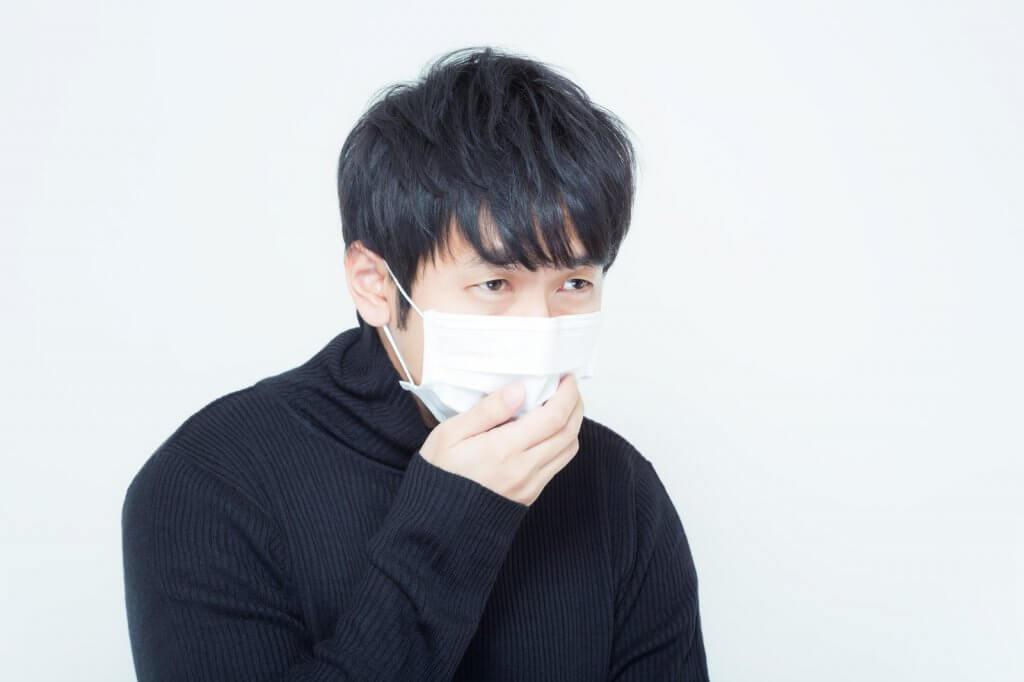 インフルエンザになった私