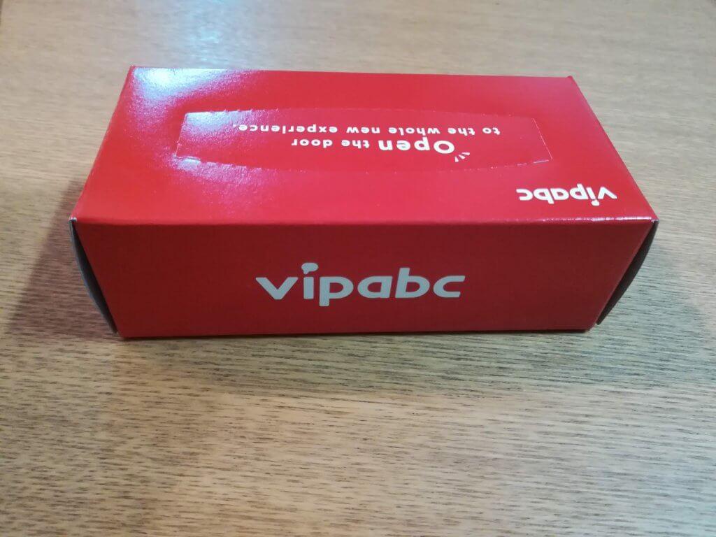 vipabcのノベルティティッシュ